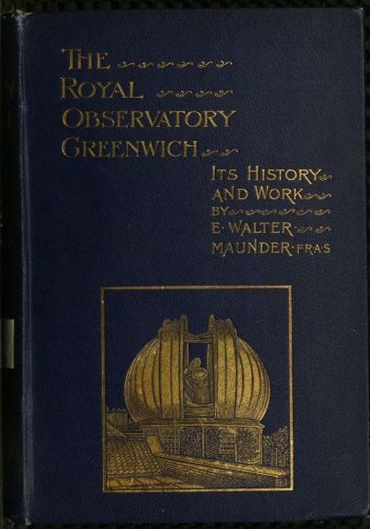 The Royal Observatory Greenwich A Glance at Its History and Work