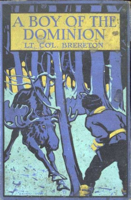 A Boy of the Dominion: A Tale of Canadian Immigration