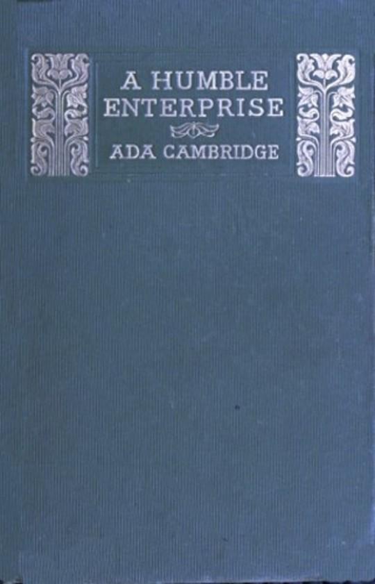 A Humble Enterprise