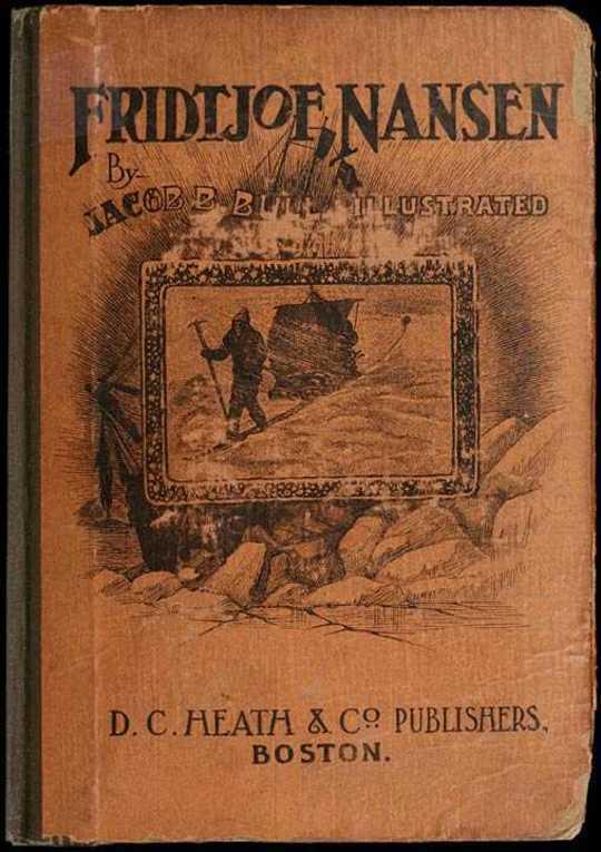 Fridtjof Nansen A book for the young