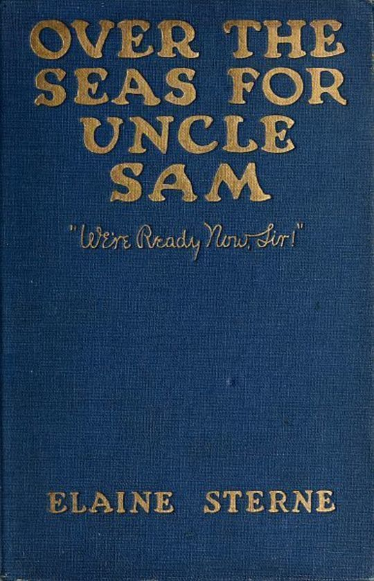 Over the Seas for Uncle Sam