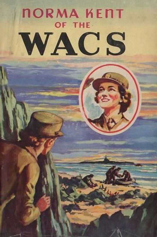 Norma Kent of the WACS