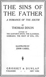 The Sins of the Father: A Romance of the South