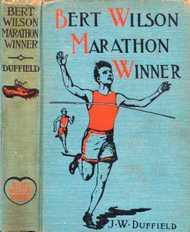 Bert Wilson, Marathon Winner