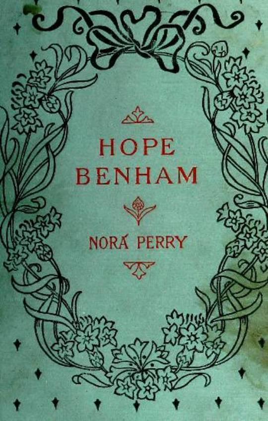 Hope Benham A Story for Girls