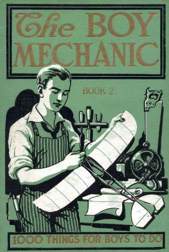 The Boy Mechanic, Book 2
