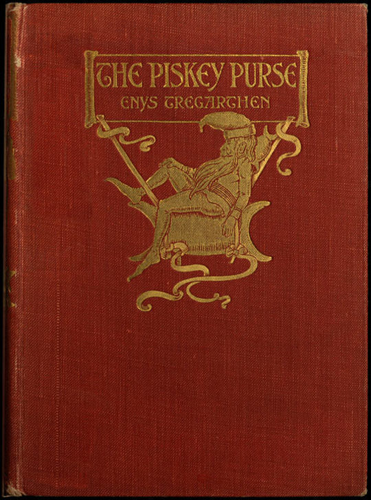 The Piskey-Purse Legends and Tales of North Cornwall