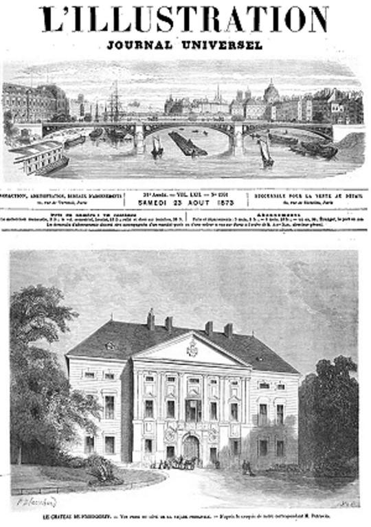 L'Illustration, No. 1591, 23 Août 1873