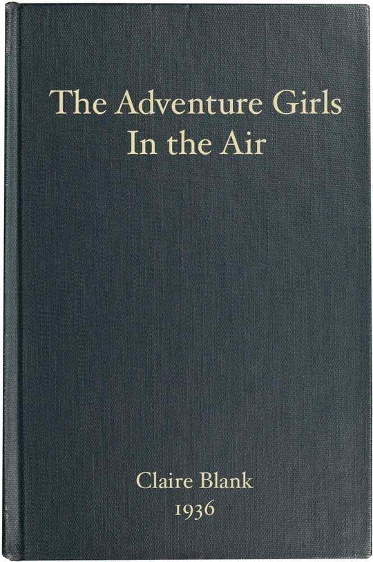 The Adventure Girls in the Air