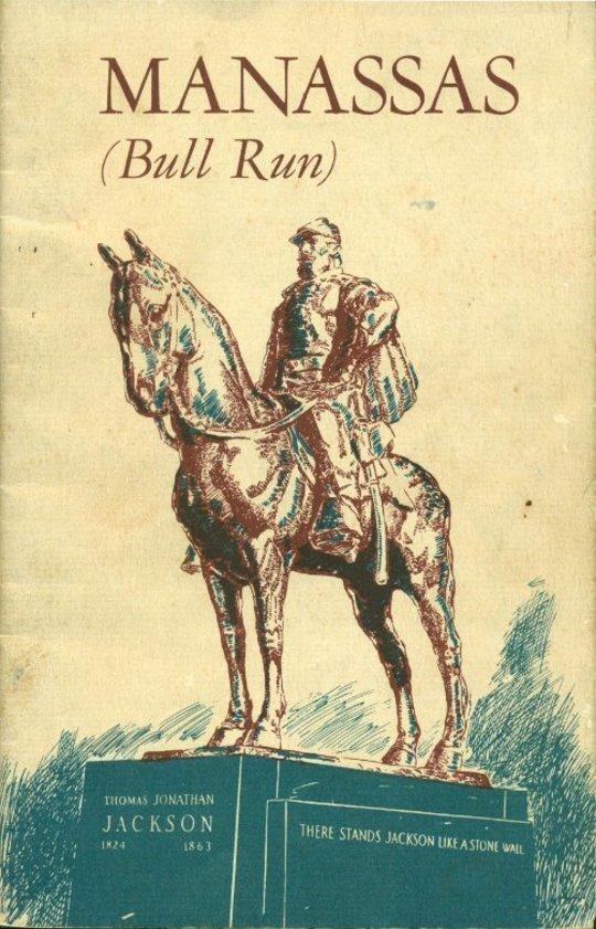 Manasses (Bull Run) National Battlefield Park-Virginia National Park Service Historical Handbook No. 15