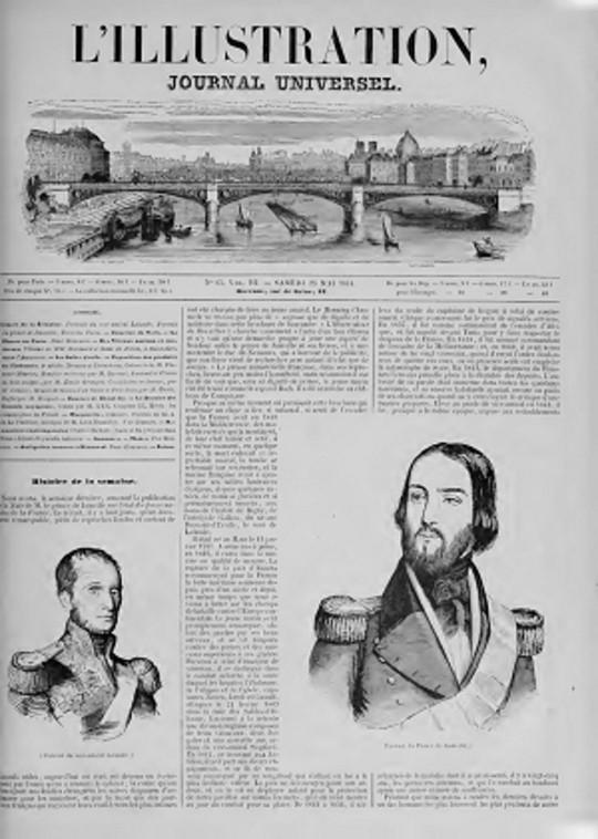 L'Illustration, No. 0065, 25 Mai 1844
