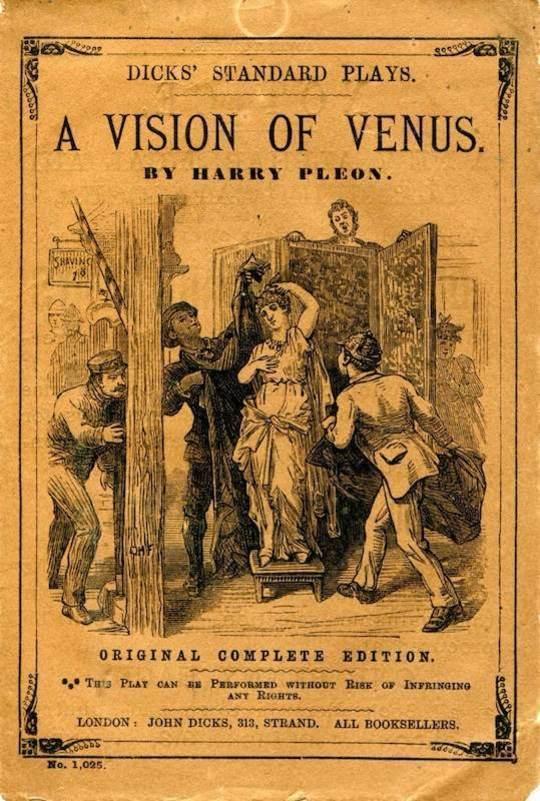 A Vision of Venus Or, A Midsummer-Night's Nightmare