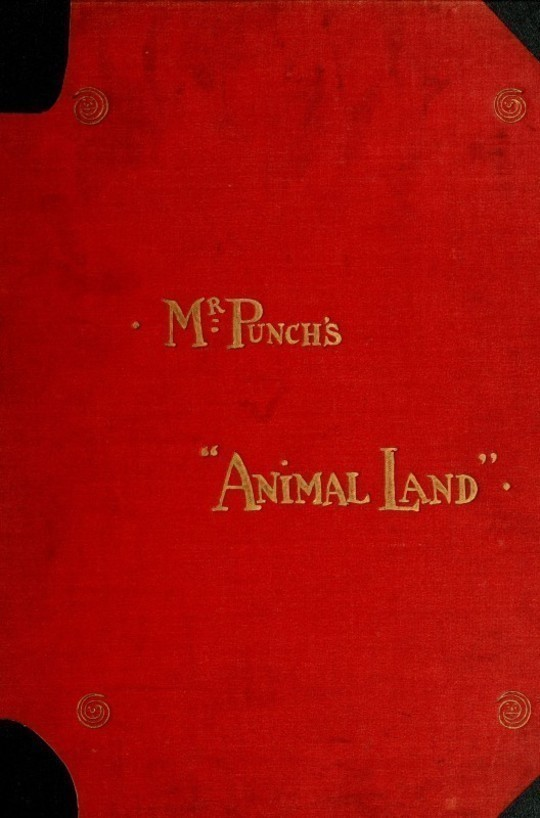 Mr Punch's Animal Land