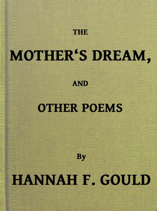Mother's Dream and Other Poems