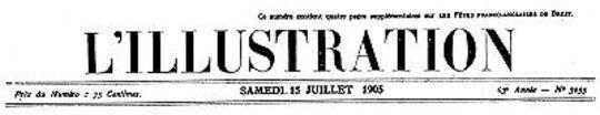 L'Illustration, No. 3255, 15 Juillet 1905