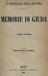 Memorie di Giuda, vol. I