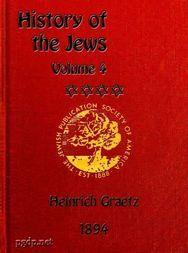 History of the Jews, Vol. IV (of VI)