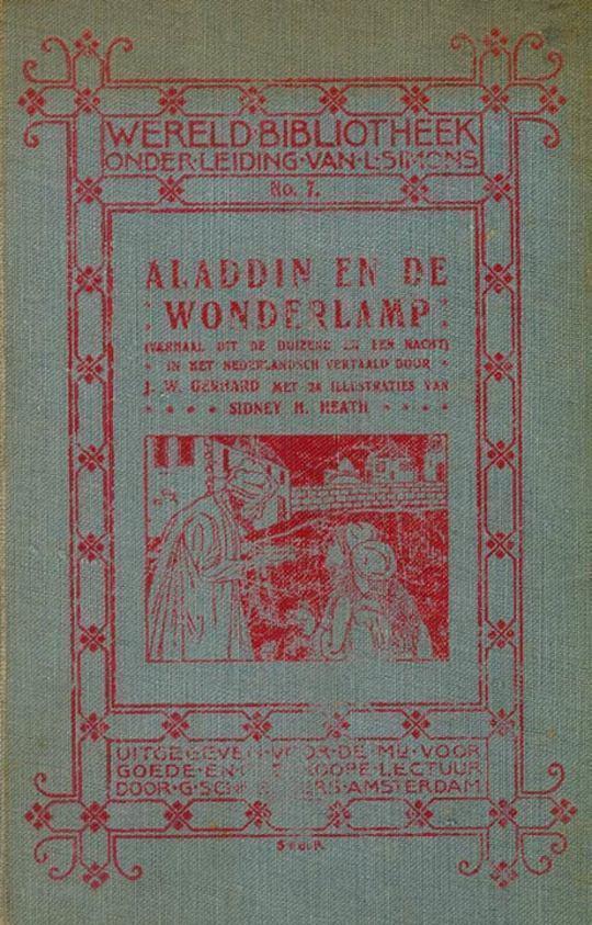 Aladdin en de wonderlamp (Verhaal uit de duizend en een nacht)
