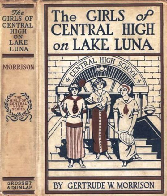 The Girls of Central High on Lake Luna; Or, The Crew That Won