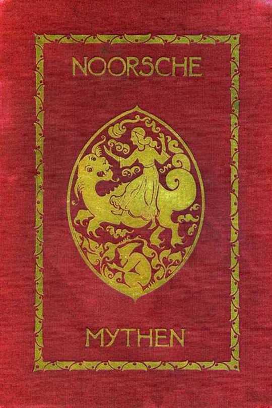 Noorsche mythen uit de Edda's en de sagen