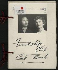 Friendship Club Cook Book