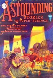 Astounding Stories of Super-Science, November, 1930