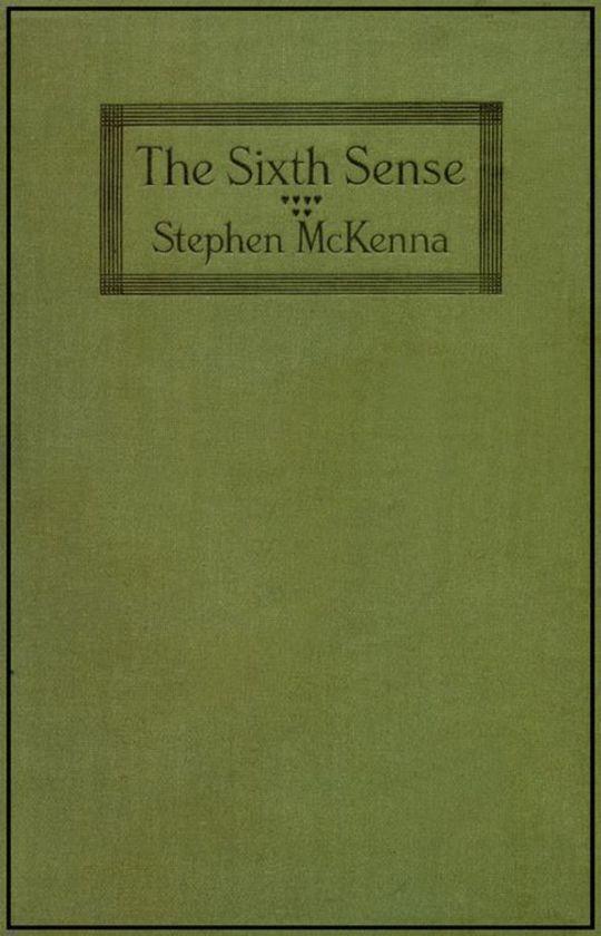 The Sixth Sense A Novel
