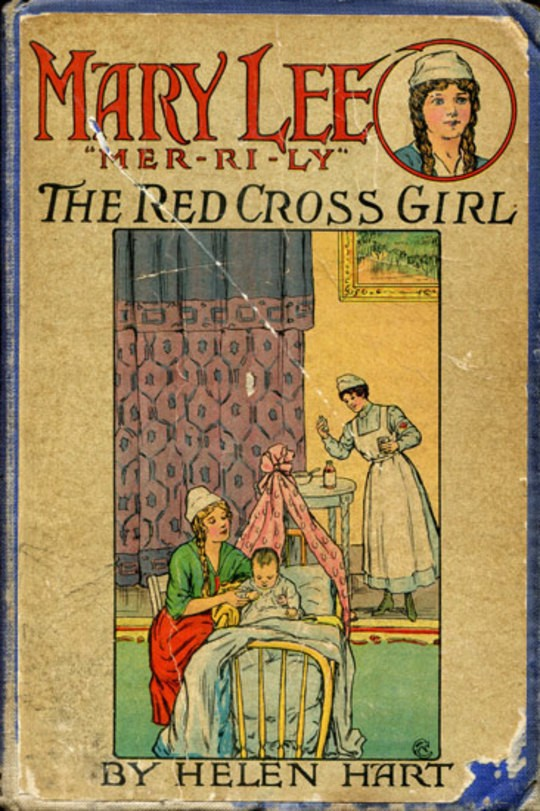 Mary Lee the Red Cross Girl