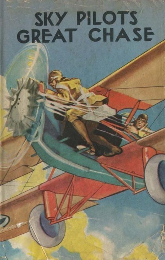 The Sky Pilot's Great Chase Jack Ralston's Dead Stick Landing
