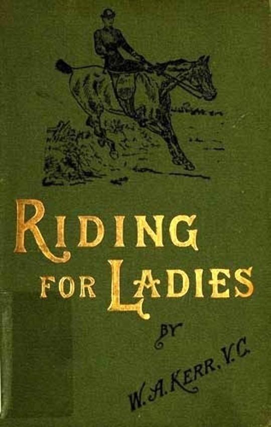 Riding for Ladies