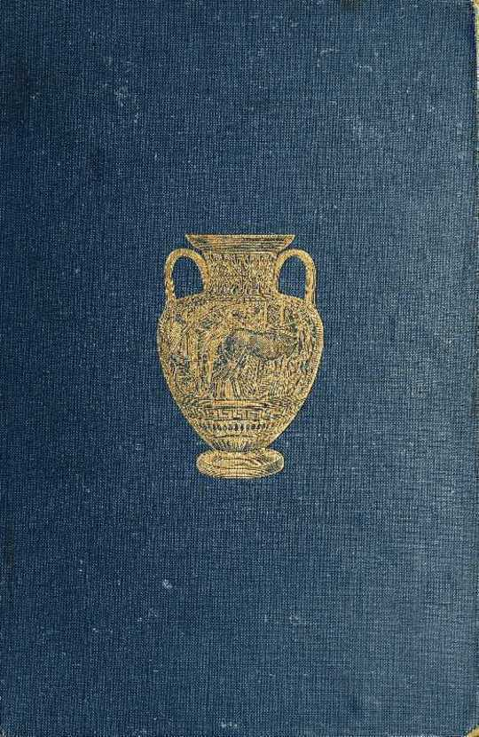History of Ancient Pottery. Volume 2 (of 2) Greek, Etruscan, and Roman