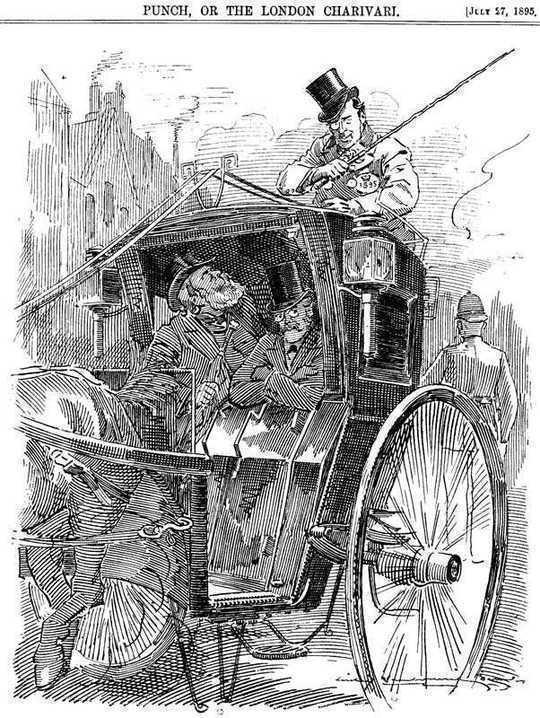 Punch, or the London Charivari, Vol. 109, July 27, 1895