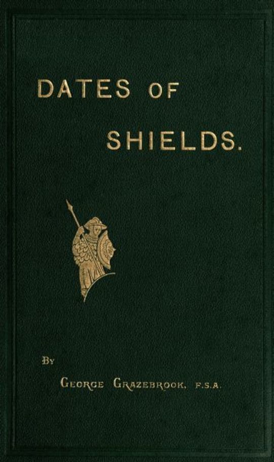 The Dates of Variously-shaped Shields With Coincident Dates and Examples