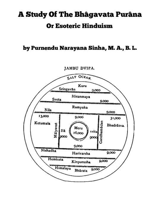 A Study of the Bhâgavata Purâna or Esoteric Hinduism