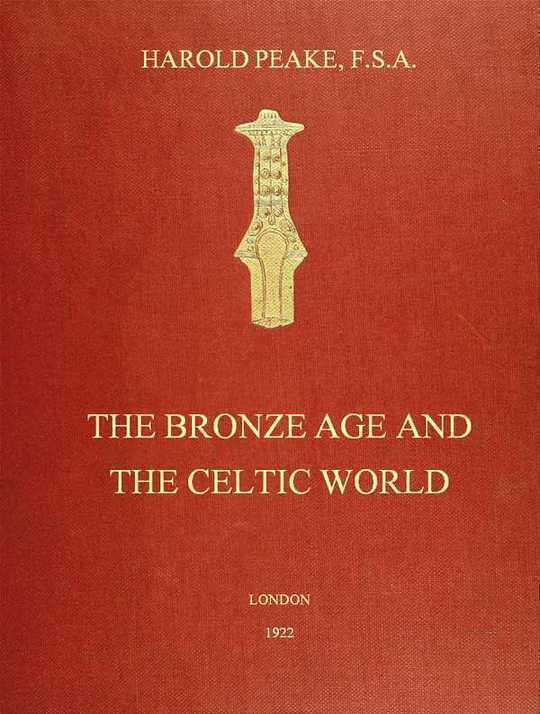 The Bronze Age and the Celtic World