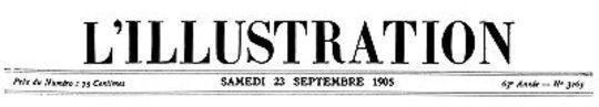 L'Illustration, No. 3265, 23 Septembre 1905
