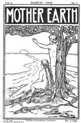Mother Earth, Vol. 1 No. 1, March 1906