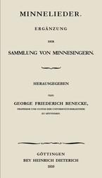 Beyträge zur Kenntniss der altdeutschen Sprache und Litteratur Erster Band. Theil 1.