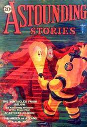 Astounding Stories, February, 1931