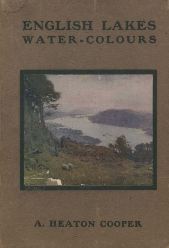 English Lakes Water-Colours