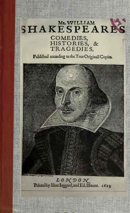 The Shakespeare Myth