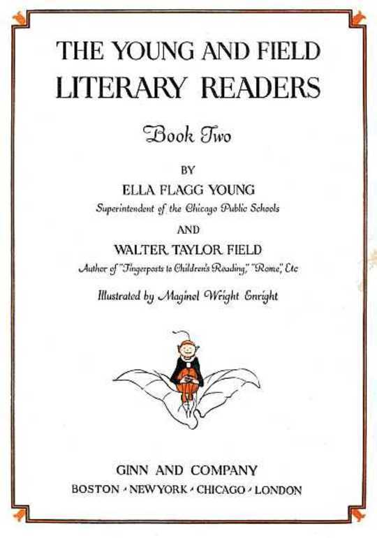 The Young and Field Literary Readers, Book 2