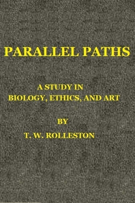 Parallel Paths: A Study in Biology, Ethics, and Art