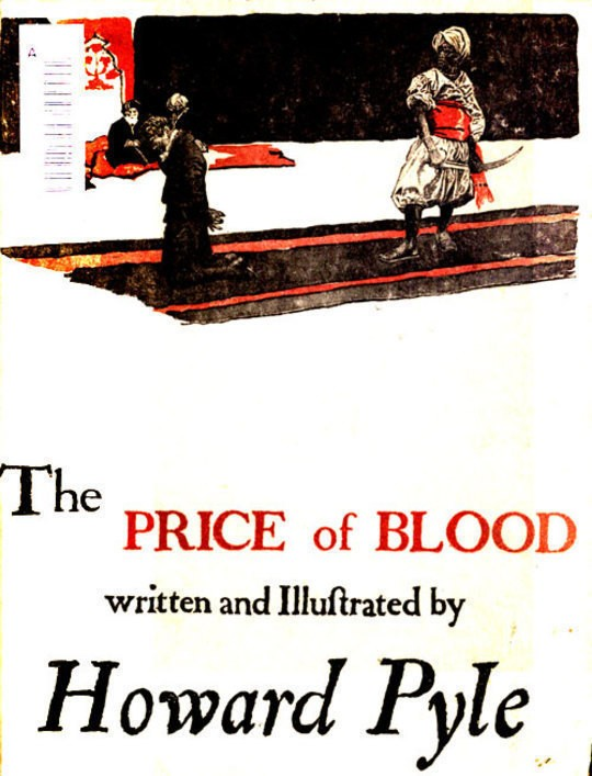 The Price of Blood An Extravaganza of New York Life in 1807