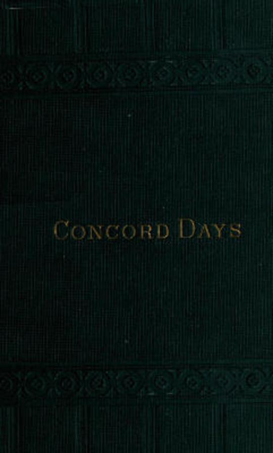 Concord Days