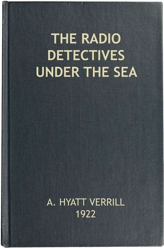 The Radio Detectives Under the Sea