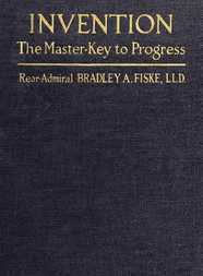 Invention The Master-key to Progress