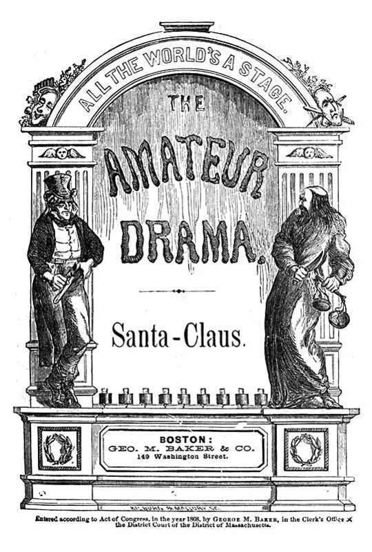 Santa Claus' Frolics