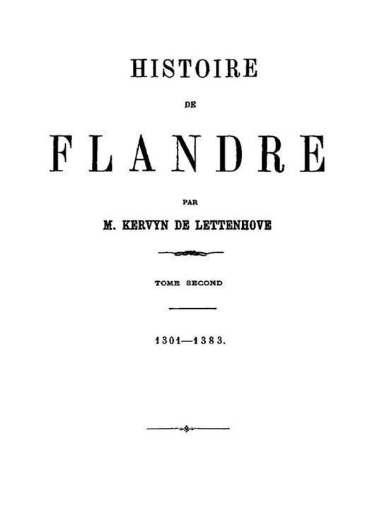 Histoire de Flandre (T. 2/4)