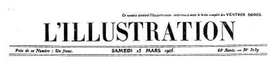 L'Illustration, No. 3239, 25 Mars 1905